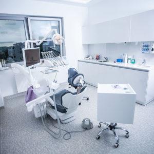 wnętrze gabinetu stomatologicznego Medicodent Kielce
