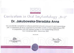 implantologia - doskonalenie zawodowe lekarzy dentystów gabinetów Medicodent Kielce